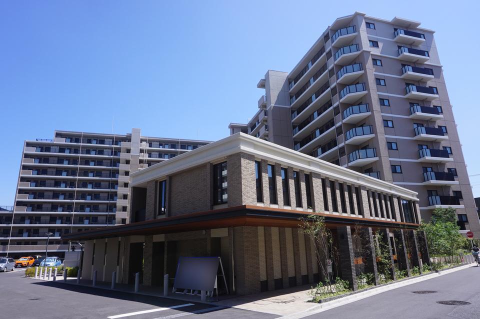 令和2年3月築・暮らしの快適性を高める全203邸のハイグレードマンション